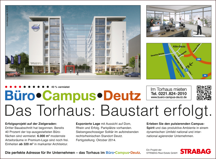 Büro•Campus•Deutz