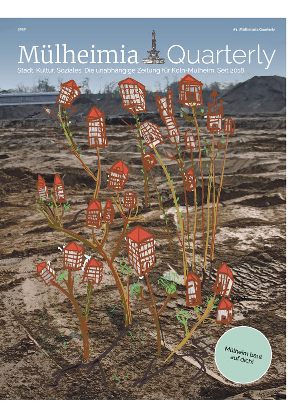 Cover der Mülheimia Quarterly #1 2020